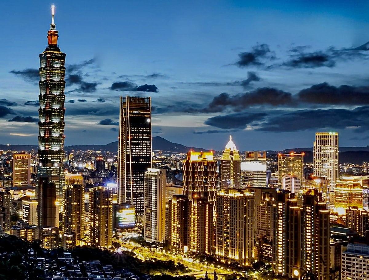 Taipei_Skyline