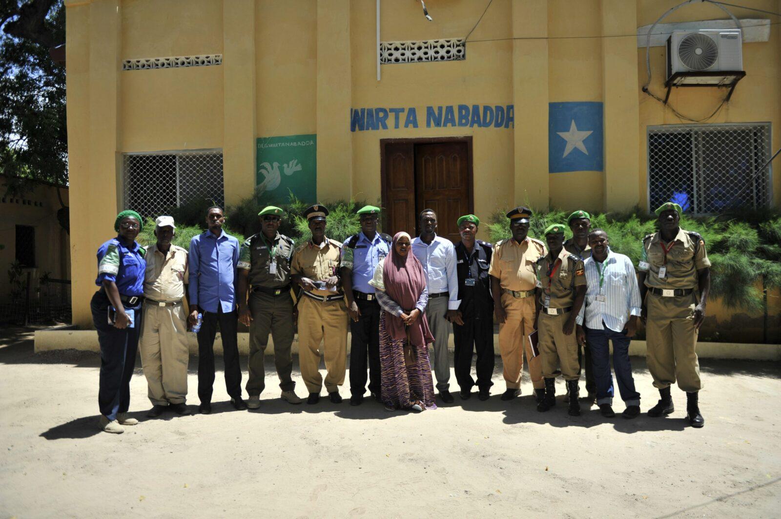 Mogadishu's Warta-Nabada