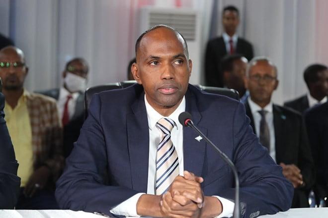 Hasan Ali Khaire