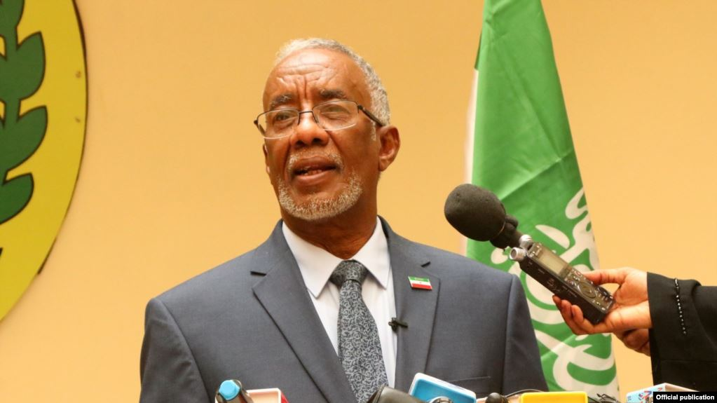 Somaliland Foreign Minister
