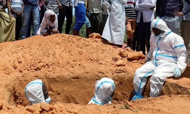 somalia cemetery