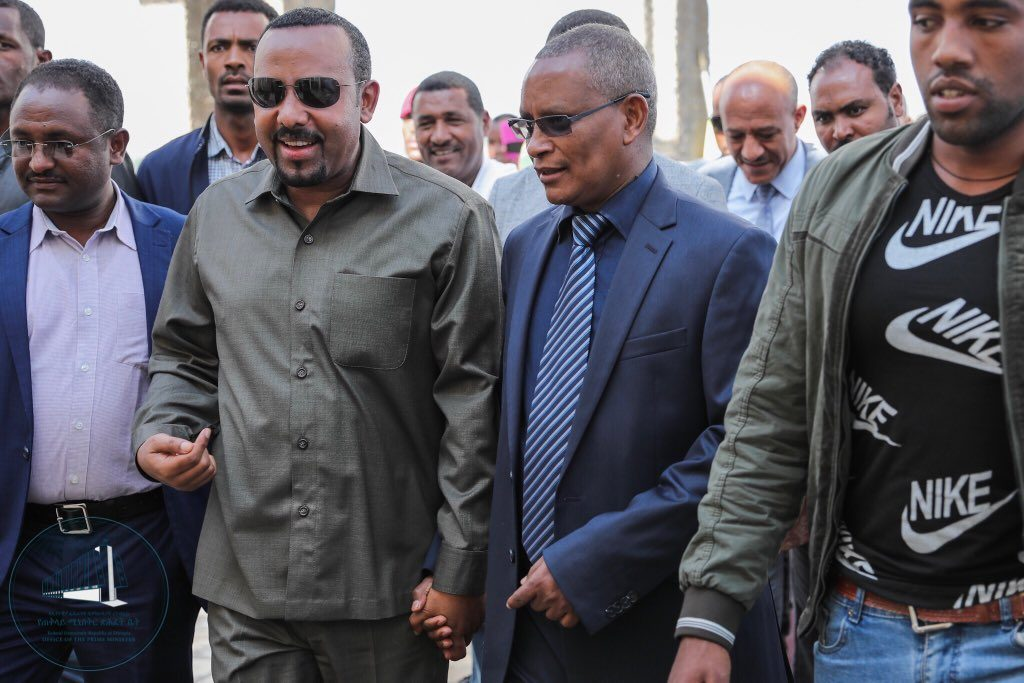 Ethiopia vs Tigray