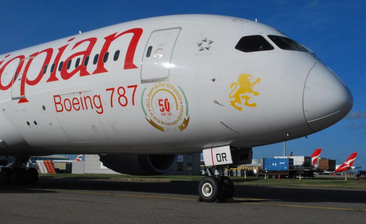Ethiopia Boeing