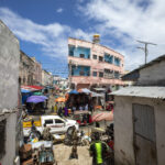 Mogadishu: Young Girl is gang-raped by at least 11 men and thrown to her death off a six-floor building in Somali capital