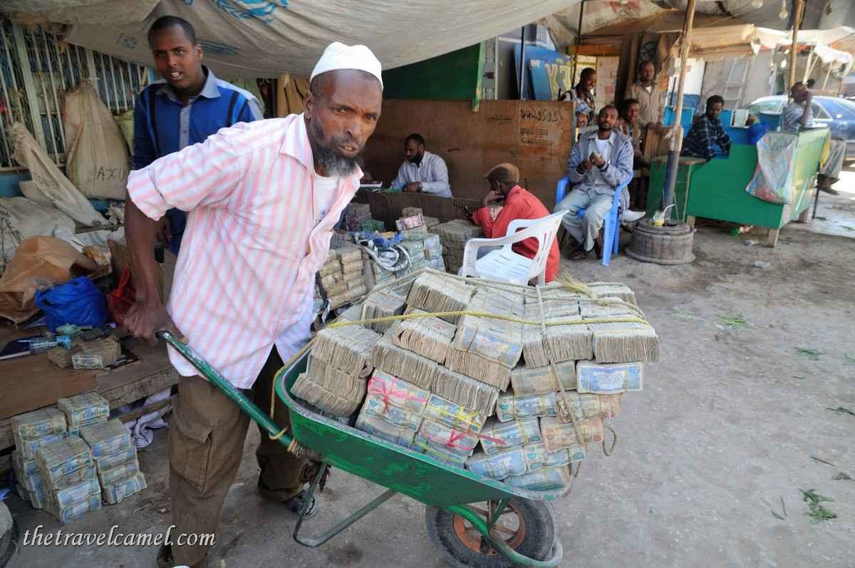 Somali money transfer