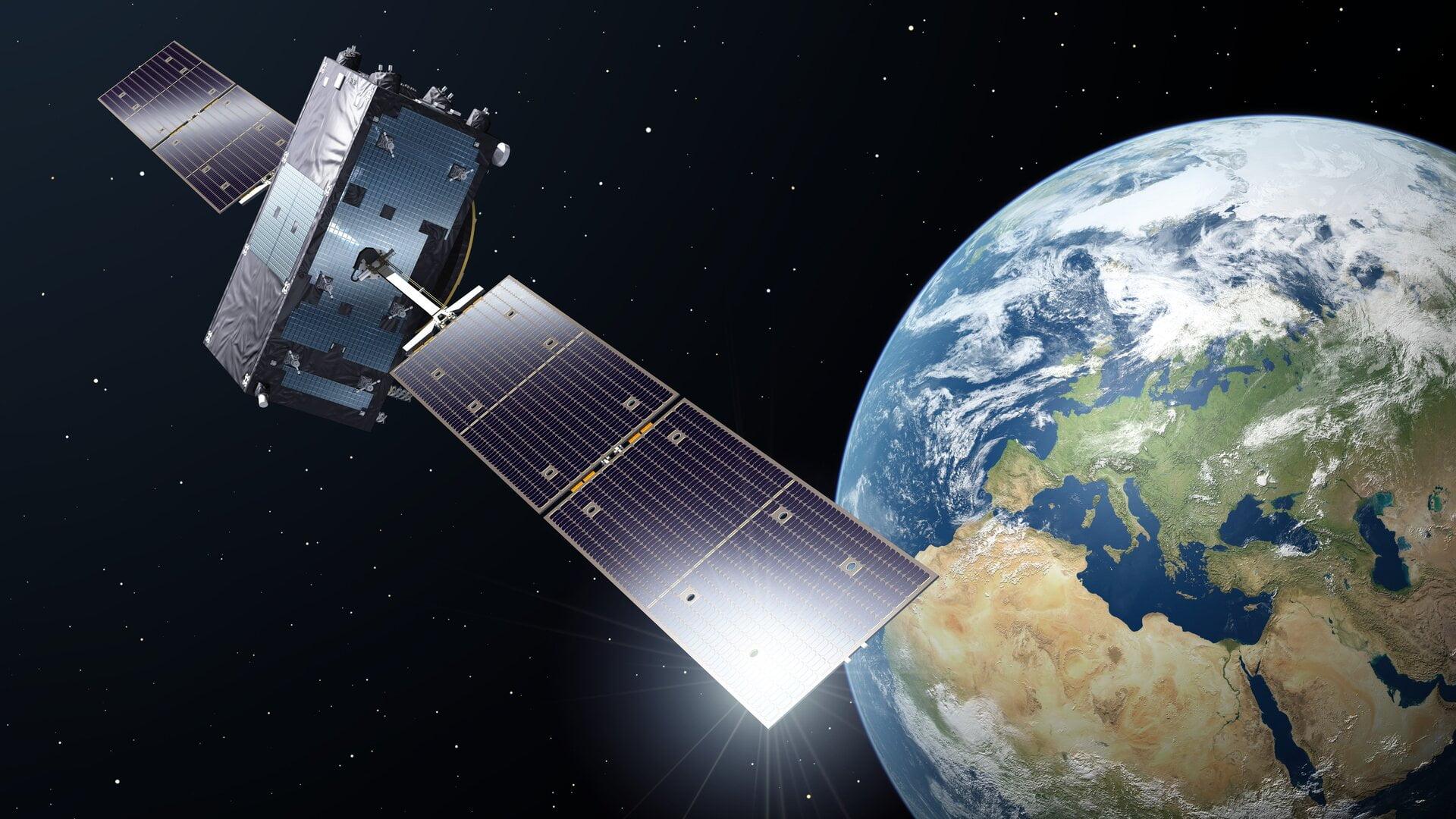ethiopia satellite