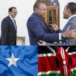 SOMALIA SEVERS DIPLOMATIC TIES WITH KENYA