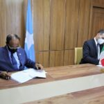 Somalia Signs Debt Cancellation with Italy