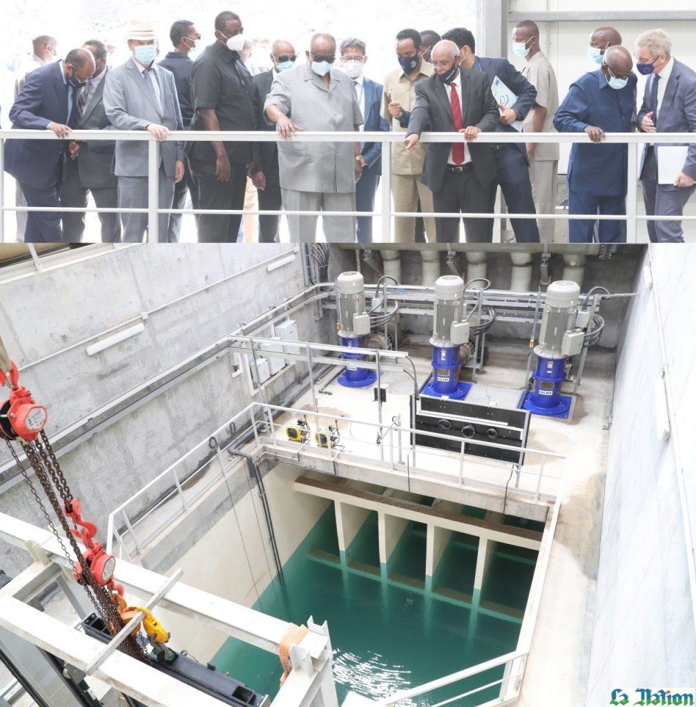 djibouti seawater desalination plant