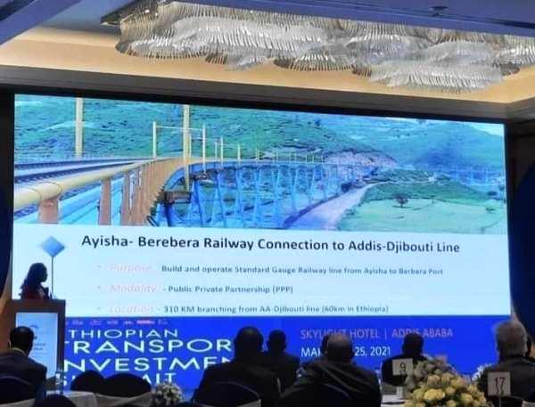 Plans for new Ethiopia-Somaliland rail line