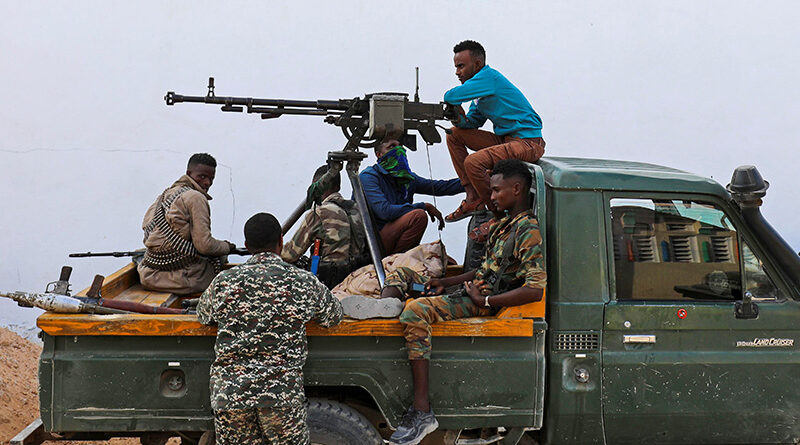 Somalia's Capital After Deadly Clashes