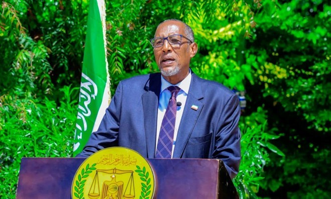 President Muse Bihi rallies Somalilanders to the ballot, says vote key for unity