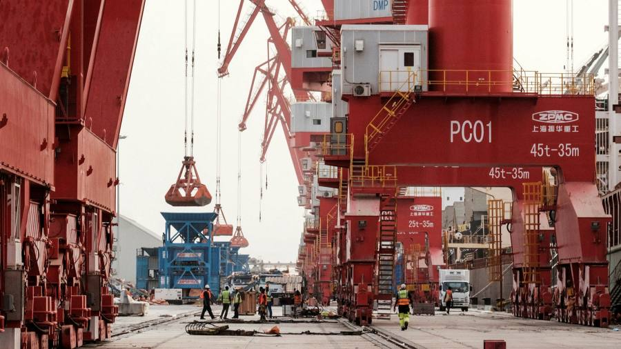 Djibouti's port dream to turn into the 'Singapore of Africa'