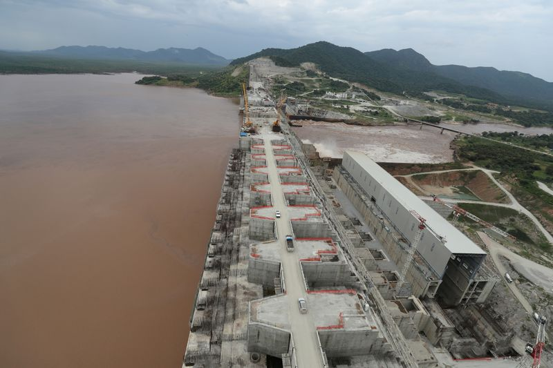 Sudan admits the giant Ethiopian dam had a positive impact on the Sudanese flow of water this year